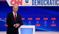 Biden-Trump showdown looms after Sanders ends presidential bid