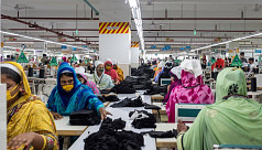 Bangladesh's share in global clothing exports rises to 6.8%