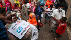 In pictures: Dhaka Tribune lends a helping...