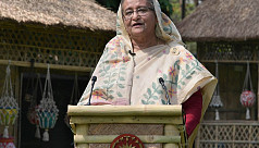 Sheikh Hasina's leadership to amplify...