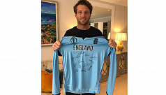 Buttler auctions WC final shirt for...