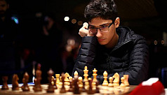 Iranian teen shocks chess grandmaster Magnus Carlsen
