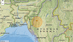 Mild tremor jolts Chittagong