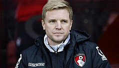 Bournemouth's Howe first PL boss to take pay cut over virus