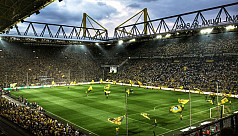 Dortmund stadium to be used as medical centre in virus crisis