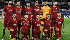 Roma players agree to go without four...