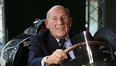 Motorsport great Moss dies aged 90