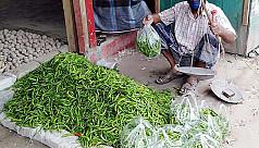 Green chili gets spicier in price, sells...