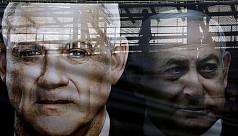 Netanyahu and rival Gantz clinch Israel...
