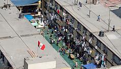 Peru prison riot over coronavirus fears leaves nine dead