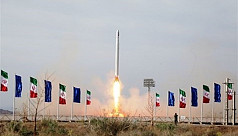 Iran's Guards say they launch first...