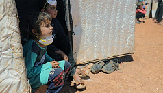 Monitors: Record 50m people displaced...
