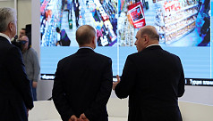 Moscow unveils coronavirus tracking app as national lockdown widens