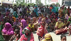 Hungry people desperate for relief continue demonstrations