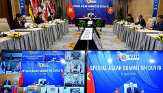 Southeast Asian leaders vow to cooperate...