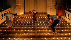 Sri Lanka falls silent for victims on Easter attacks anniversary