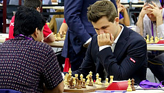 Razib recalls duel with Carlsen
