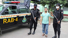 Suspected militant arrested in Dhaka's...