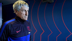 Setien: Five-sub rule could count against Barca