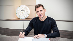 Klose signs up as Bayern assistant coach