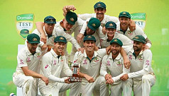 Australia topple India in Test rankings