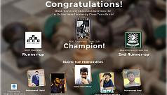 Brac University Chess Club wins 1st...