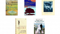 Five novels with a real sense of place...