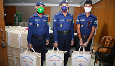 IGP sends Eid gift to families of cops...