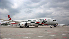 Biman resumes international flights after three months
