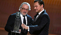Apple secures deal for Scorsese's next film starring DiCaprio, De Niro