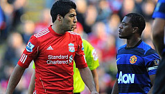 Evra reveals death threats after Suarez...