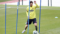 Messi will not attend Barcelona training on Monday, says report