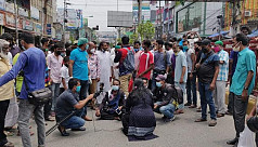 Three photojournalists harassed by Rajshahi...