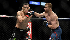Gaethje upsets Ferguson to win UFC interim lightweight title