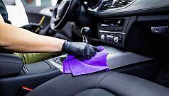 How to disinfect your car at home