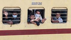 India to gradually restart rail operations...