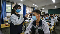 Wuhan to test entire population after...