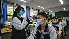 Wuhan reports first coronavirus infection...