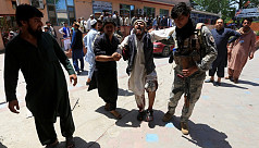 Afghan mosque attack kills 8 worshippers breaking fast