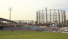 Surrey looking into hosting matches at Oval with reduced capacity