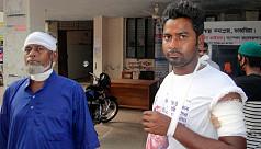 Coast guard-fisherman clash: 3 fishermen shot in Pirojpur