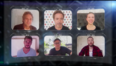 Avengers: Endgame cast reunite to accept Kids Choice Awards