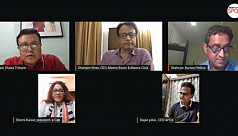 Dhaka Tribune hosts the first episode of its webinar series