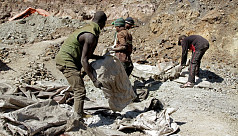 At least 50 killed in Liberian mine collapse