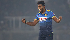 Sri Lanka suspends pacer Shehan Madushanka after heroin arrest
