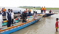 Sirajganj boat capsize death toll climbs to five; 11 still missing