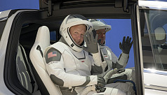SpaceX ready to launch astronaut taxi service for the first time