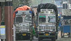 Indian truck parking syndicates impede...