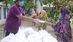 Nabil praises BFF's food distribution...