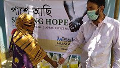 Mission Humanity distributes relief among Dalits in Dhaka